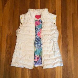 lily pulitzer vest